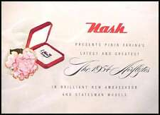1954 Nash Pinin Farina Brochure