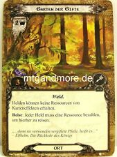 Lord of the Rings LCG  - 2x Garten der Gifte  #051 - Der Druadan-Wald