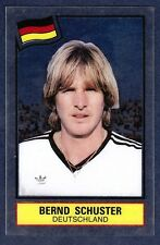 PANINI FOOTBALL SUPERSTARS 1984 -GERMANY-DEUTSCHLAND-BERND SCHUSTER
