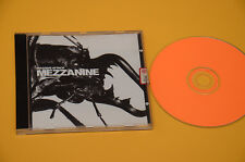 CD (NO LP ) MASSIVE ATTACK MEZZANINE ORIG CON LIBRETTO TOP EX AUDIOFILI