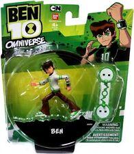 Ben 10 Omniverse Ben Action Figure [16 Years Old, White Hoodie]