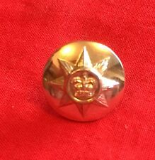 British Army Peaked Cap Button - Post 1980