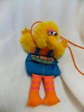 Big Bird hand bag  1970's