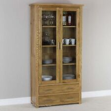 Unbranded Oak Home Office/Study Cabinets & Cupboards