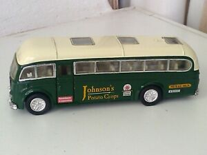 SS Models 5856 Bus With Johnson's Potato Crisps Livery