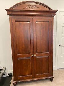 Ethan Allen British Classics Armoire model #29-5415