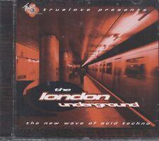 The London  Underground new Wave of Acid Techno, 2CD