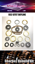Complete Gearbox Rebuild Kit inc Synchros For R32 GTS-T Skyline RB20DET