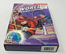 Where in the World is Carmen Sandiego? PC / Mac
