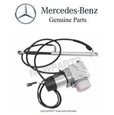 Mercedes C215 CL500 CL600 CL55 CL65 AMG Vacuum Supply Pump Remote Trunk Locking