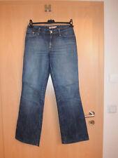Hose, Jeans, Fa. Marc Aurel, Gr. 34, Blau, Bootcut