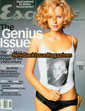 Esquire 11/99,Charlize Theron,November 1999,NEW