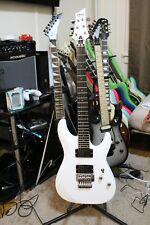 Schecter Guitar Research C-6 Deluxe-MINT-Floyd Rose Trem Electric Guitar -EMG-