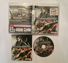 Ace Combat: Assault Horizon (Sony PlayStation 3, 2011) FAST SHIPPING!