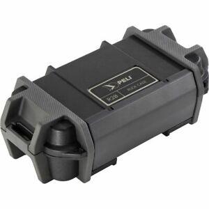 Outdoorkoffer Peli Ruck Case R20 schwarz Fotokoffer wasserdicht Kamerakoffer