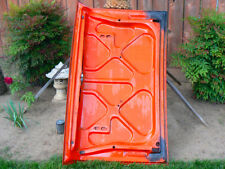 1971-1972 plymouth Roadrunner GTX deck lid with cut out