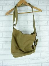 4431af2bd7 BDG Shoulder bag Cowhide suede mix Tan brown beige