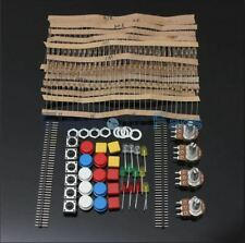 Electronic Parts Component Resistors Switch Button Kit - Train kit - Hobby set