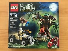 LEGO Monster Fighters The Werewolf (9463) BRAND NEW