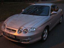 !!! HYUNDAI Coupe 2,0 RD - TÜV NEU, gepflegt, diverse Neuteile, silber !!!