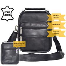 Tasche Echtleder Handtasche Umhängetasche Reisetasche Bag Herren Damen