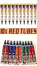 10 Black +10 color Henna tubes Instant Temporary tattoo wedding party kids kit !