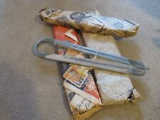"4 NOS balloon tire 26"" bicycle bike fender braces for Schwinn CWC Elgin Monark"