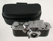 Original Leica Leitz Tasche Case Etui Leather Leder III IIIa IIIb IId (7)))