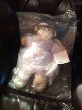 VINTAGE  Guardian Angel Doll Plush Toy  NEW