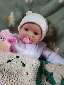 Fake Reborn Baby ( Maddie )