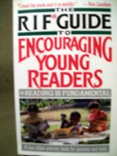 RIF GUIDE TO ENCOURAGE YOUNG READERS 1987 SOFTCOVER/PB