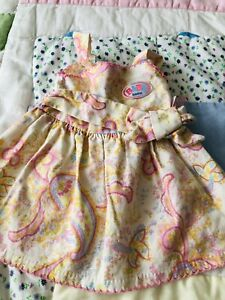 Baby Born Dress In Very Good Condition