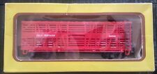 MODEL POWER ~ 40' STOCK CAR ~ GREAT NORTHERN ~ GN #56108 IN BOX