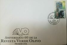 O) 2019 Verde Olivo - Magazine Of The Armed Forces,Fdc Xf