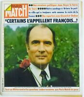 Paris Match N° 1303 -27 avril 1974 -mitterrand, giscard
