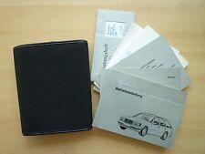 Mercedes Benz Betriebsanleitung W124 E Klasse A1245842881 Bedienungsanleitung DE