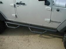 N-FAB Wheel to Wheel Nerf Step Bars 07-18 Jeep Wrangler Unlimited JK 4 Dr J0764