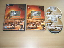 FRONTLINE ATTACK War Over Europe Pc Cd Rom Original Version FAST 1st Class POST