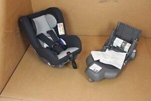 Original Audi Kindersitz Kinderautositz Base I-Size 4L0019903C NEU schwarz Grau