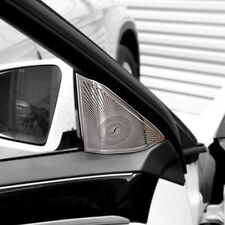 For Mercedes Benz E-class W212 2010-15 Inner Door Speaker Cover Trim Frame