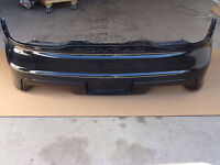 93-02 Trans Am WS6 Rear Bumper Cover Black 110415 - LOCAL PICKUP ONLY