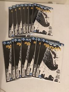 Batman Annual 2 Bruce Selina 1st Date Sold Out Rebirth Catwoman CGC CBCS It!