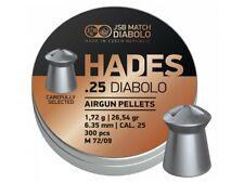 JSB Match Diabolo Hades .22 Cal 15.89 Grain Hollowpoint 500 Count