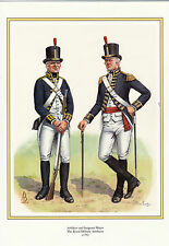 THE ROYAL MILITARY ARTIFICERS.1792...MILITARY PRINT