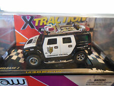 Auto World ~ Police Hummer H2 ~ Sold Out Everywhere ~ Also Fits Aw, Afx, Jl