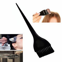 Hair Dye Coloring Brush Mixing Bleach Tint Comb Brushes Application Salon Tool *