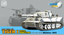 dragon armor 1/72, !!! Extra Rare !!! German TIGER I, Art.: 60410
