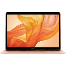 Apple MacBook Air 13.3 Touch ID Intel i5 128GB SSD Gold...