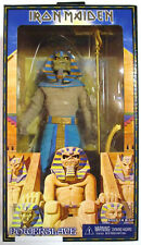 IRON MAIDEN Pharaoh Eddie (Powerslave) Clothed Action Figure - 20 cm - NECA