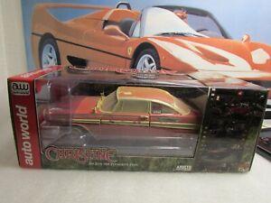 autoworld - CHRISTINE - 1958 PLYMOUTH FURY - 1/18 SCALE MODEL CAR -